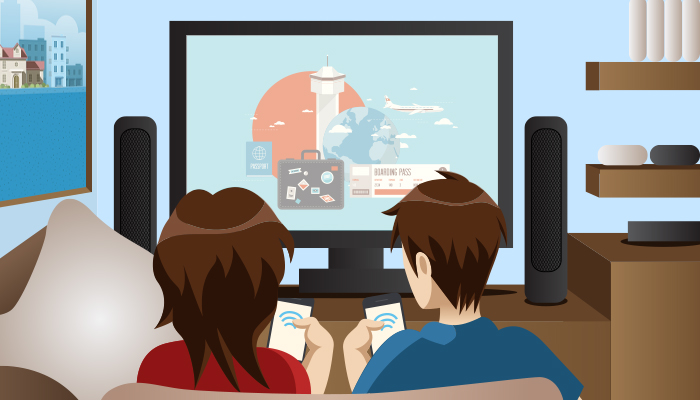 watching tv shows online