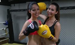 Kickboxing for ladies singapore