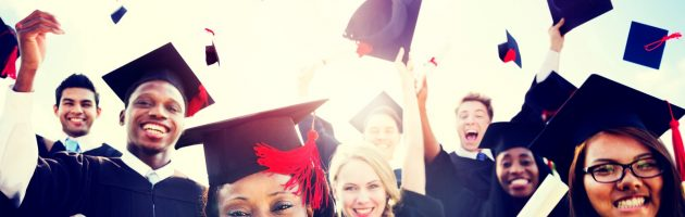 college graduates towards their financial future