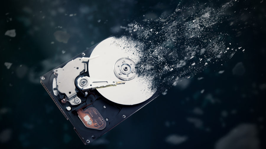 Hard drive destruction singapore