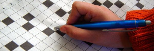 Vocabulary With Crossword Puzzles